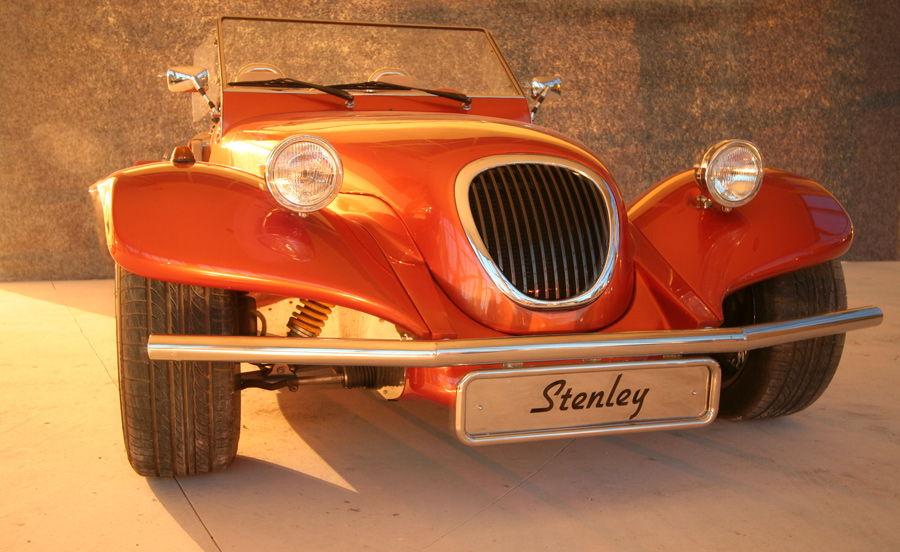 fotografie vozu stenley